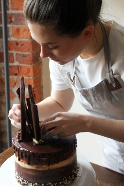 Copper Spoon Cakery Chocolate Mud Cake