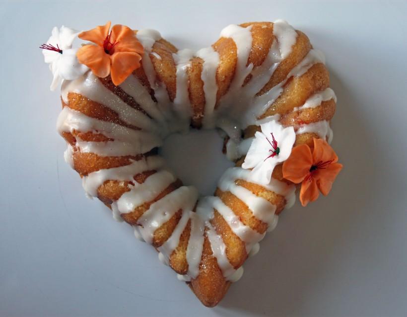 Copper Spoon Cakery Mother's Day Citrus Bundt Cake