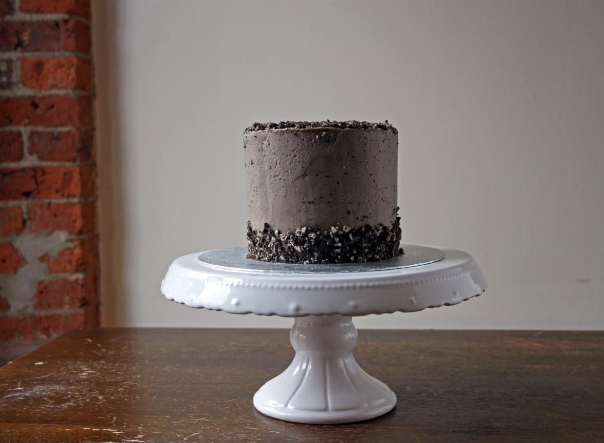 Copper Spoon Cakery Oreo Cake