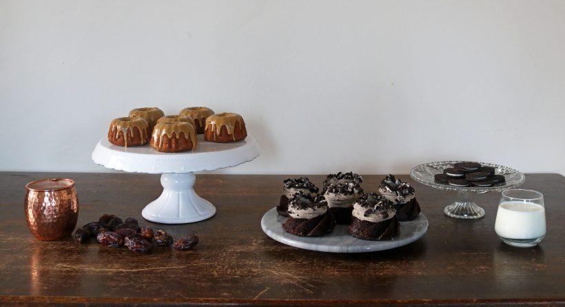 Bundt cakes- copper spoon cakery